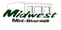 Midwest Mini Storage logo